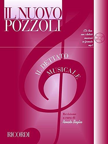 Il Nuovo Pozzoli Il Dettato Musical ( Metodo + CD )
