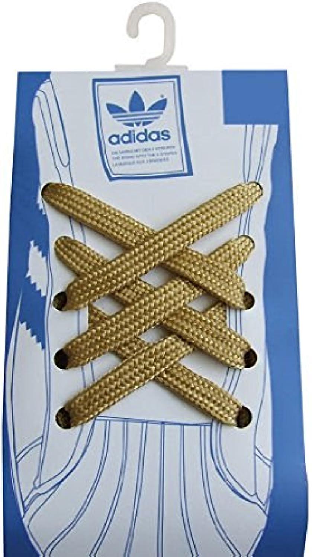 ADIDAS Sneaker Superstar Schnürsenkel gold Gr.L 180cm -