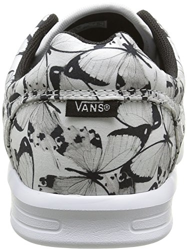 Vans Iso 1.5, Baskets Basses Mixte Adulte Blanc (Butterfly white/white)