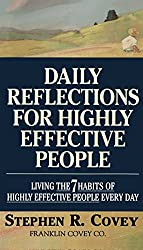 Daily Reflections for Highly Effective People: Living the Seven Habits of Highly Successful People Every Day price comparison at Flipkart, Amazon, Crossword, Uread, Bookadda, Landmark, Homeshop18