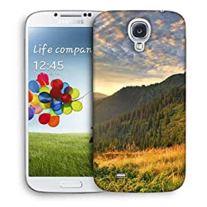 Snoogg Orange Garden Printed Protective Phone Back Case Cover for Samsung S4/S IIII