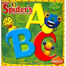ABC: A Miss Spider Concept Book (Miss Spider's Sunny Patch Friends) by David Kirk (2006-07-20)