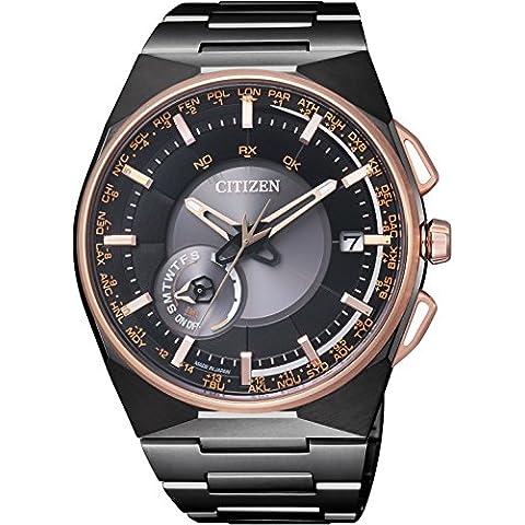 Citizen Eco Drive Satellite Limited Edition orologio da uomo a energia solare CC2004-59E - 59e Eco Drive