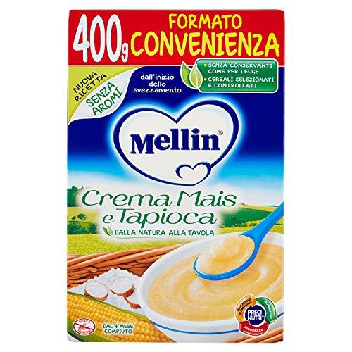 Mellin Crema di Mais e Tapioca 400 gr
