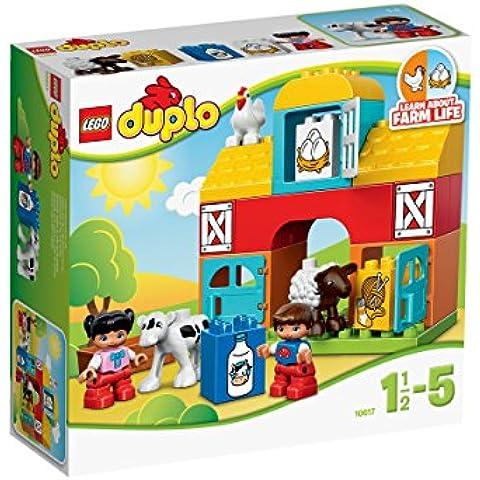 LEGO Duplo My First 10617 - La Mia Prima Fattoria - Go Go Animali Set