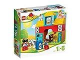LEGO - 10617 - DUPLO - Jeu de Construction - Ma Première Ferme