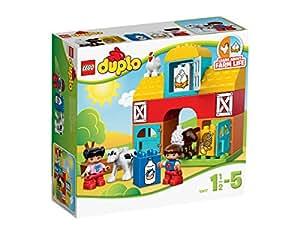 LEGO DUPLO 10617 – Mein erster Bauernhof