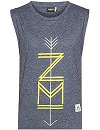 Zimtstern Damen T-Shirt Zmona