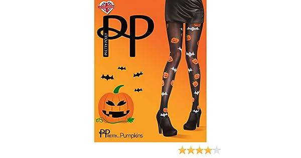 Pretty Polly Pretty Pumpkin Halloween Tights