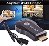 YWOW Anycast DLNA Airplay WiFi Display Miracast TV Dongle HDMI Multi-Display 1080P Receiver