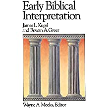 Early Biblical Interpretation