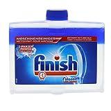250ml Finish Spülmaschinenreiniger 2-Phasen Power/bekämpft Fett ,Kalk und Schmutz/ schützt die Spülmaschine