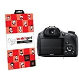 Scratchgard Screen Protector Sony cs DSC HX400v For Camera Ultra Clear Image