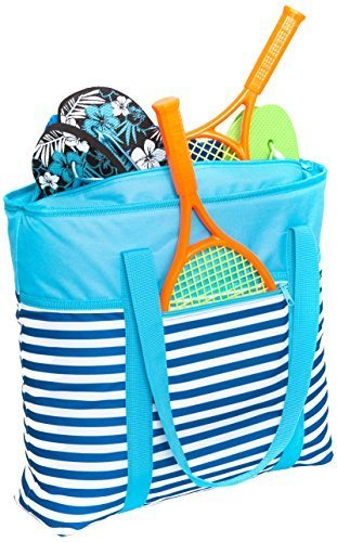 polar-gear-breton-stripe-shoulder-tote-cooler-by-polar-gear