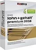 Lexware lohn+gehalt premium 2016 - [inkl. 365 Tage Aktualitätsgarantie]
