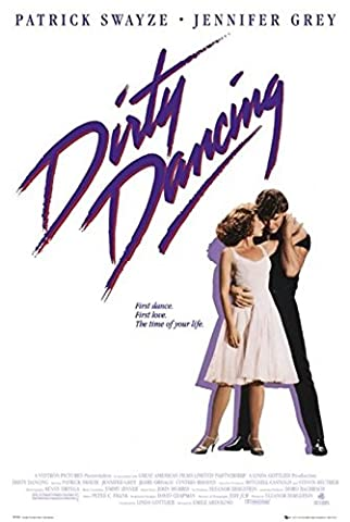 Dirty Dancing Movie Poster (60.96 x 91.44 cm)