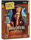 Nancy Drew: Dossier Lights, Camera, Curses! (PC CD)