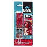Bison Kleber Epoxy Rapid 2x 12ml 1Stück