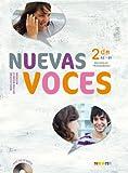 Nuevas Voces 2de - Livre + CD audio