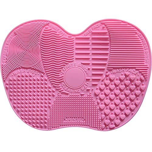 Cooperative Microfiber Cloth Pads Remover Towel Face Cleansing Makeup Sponge Container Make Up Sponge Sponge Stand Powder Puff Case Attractive Designs; Beauty Essentials