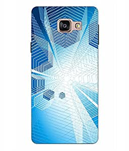 SAMSUNG A9 Printed Cover By instyler