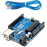 Easy Electronics Arduino Uno R3 with Plastic Box Kit