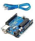 #1: Easy Electronics Arduino Uno R3