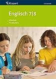Lifestyle | Vocabulary: Schülerheft (7. und 8. Klasse) (Klippert Sekundarstufe)