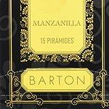 Barton Manzanilla - 15 pirámides