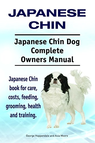 Japanese Chin Dog Japanese Chin Dog Book For Care Costs Feeding