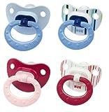 Die besten NUK Spielzeug Babys - NUK 10175021 Silikon-Beruhigungssauger mit Air System, Größe 1 Bewertungen