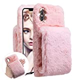 Moiky Brassard Silicone Coque pour iPhone XS Max,Bracelet Coque pour iPhone XS Max,...