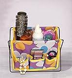#4: TiedRibbons Organiser for makeup | Magazine holders | organizer of makeup kit | remote holder basket | magazine stand for home | Multiutility Storage Box