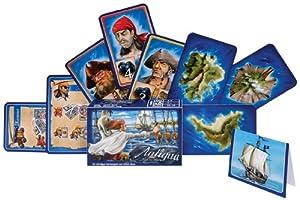 Adlung Spiele 46112 Antigua - Juego de cartas sobre piratas (contenido en alemán)