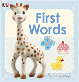 Sophie La Girafe First Words by [DeLiSo S.A.S]