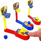 German Trendseller® - 3 x jeu de société┃basket-ball┃patience et habileté┃perfect trick shoot┃jeu de poche┃petit cadeau┃ l'anniversaire d'enfant