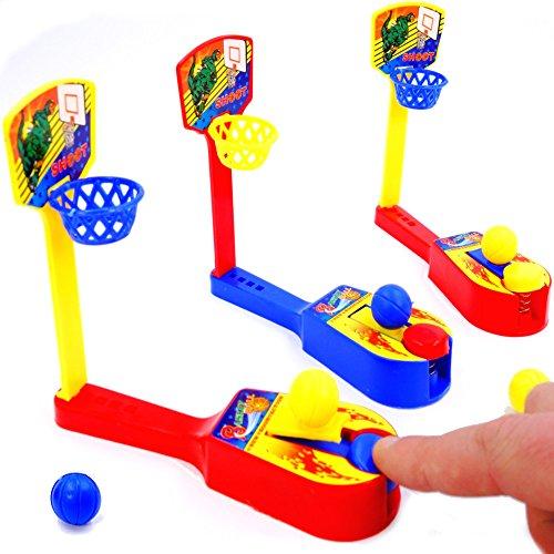 German Trendseller® - Perfect Trick Shoot - Basketball Spiel - NEU- ┃ Kindergeburtstag ┃ Party-Spiel ┃ Mitgebsel - Karte-spiel Affe