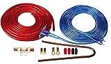 Sinustec BCS-1000 Kabelset für Autoverstärker 10mm2