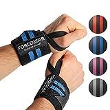 Handgelenkbandagen Profi Qualität - 45cm Länge - maximale Unterstützung für dein Workout - Fitness