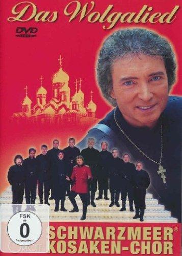 Preisvergleich Produktbild Peter Orloff Schwarzmeer Kosaken-Chor Das Wolgalied Ich bete an die Macht der Liebe Box mit 2 DVD's
