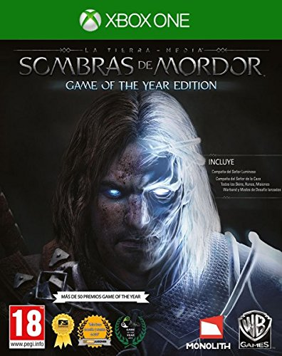 LA TIERRA MEDIA: SOMBRAS DE MORDOR   GAME OF THE YEAR EDITION