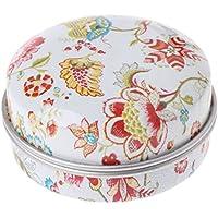 MIUSON Tablettenbox Elegante Kleine Weißblech Aufbewahrungsbox Hochzeit Pralinenschachtel Geschenkbox Schmuckbehälter preisvergleich bei billige-tabletten.eu