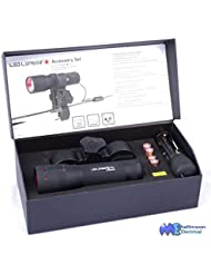 Led Lenser - P7 Kit de Arma, color black