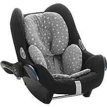 Reductor antialérgico universal para Maxi Cosi, capazo, silla de coche, silla de paseo. White Star Janabebe ®