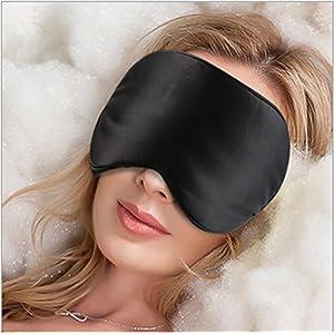 Sel Natural Schlafmaske Für Die Reise und Zuhause Geeignet