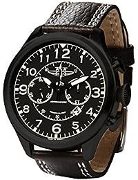 Moscow Classic 3133-01831070 - Reloj , correa de cuero