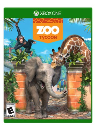 Zoo Tycoon (Xbox One) 51Dp2u8T0NL
