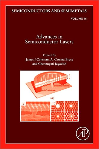 Advances in Semiconductor Lasers (Semiconductors and Semimetals Book 86) (English Edition) Bryce Cascade