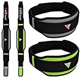 RDX Sollevamento Pesi Cintura Neoprene Fitness Allenamento Pesistica Bodybuilding Schiena Palestra