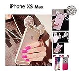Coque Souple pailletée Rose Oreilles iPHONE XR,XS,XS Max,iPHONE X (iPHONE 10)...